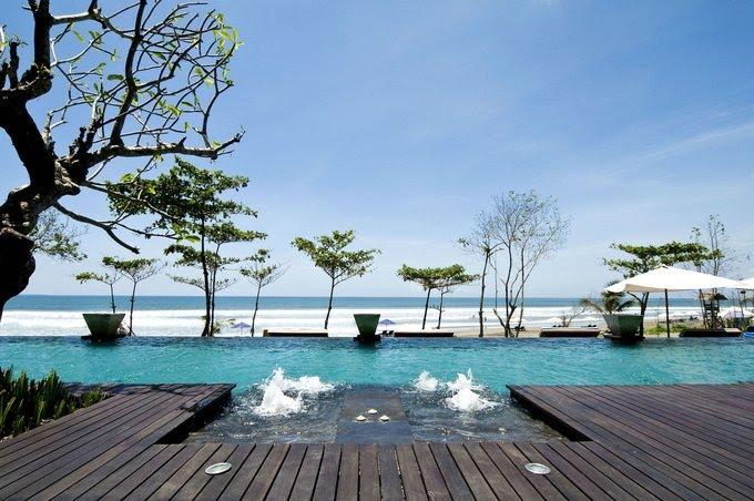 Hotel di Bali - Anantara Seminyak Bali Resort - Swimming Pool