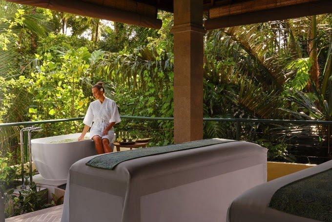 Spa di Element by Westin Bali Ubud