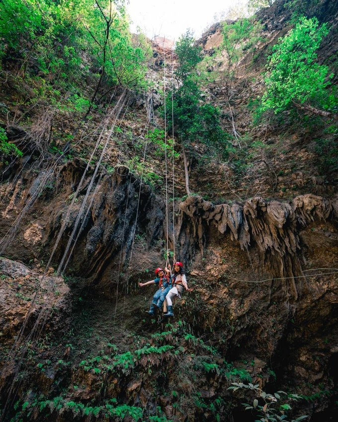 Goa Jomblang Klook Trip