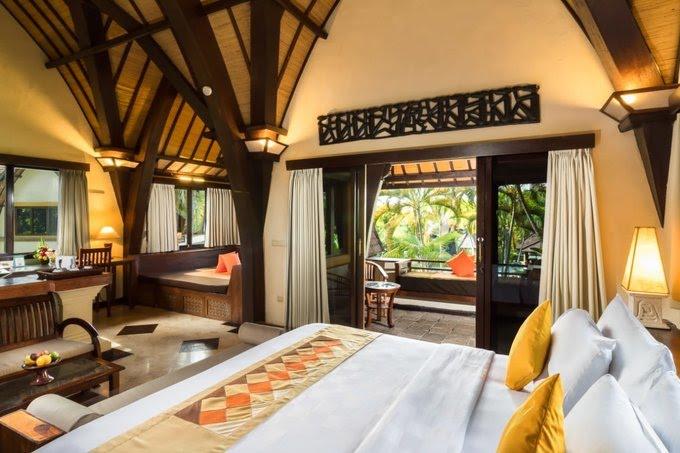 Hotel di Bali - Hotel Vila Lumbung