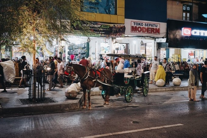Klook - Malioboro Street Jogja - Tempat Wisata di Jogja