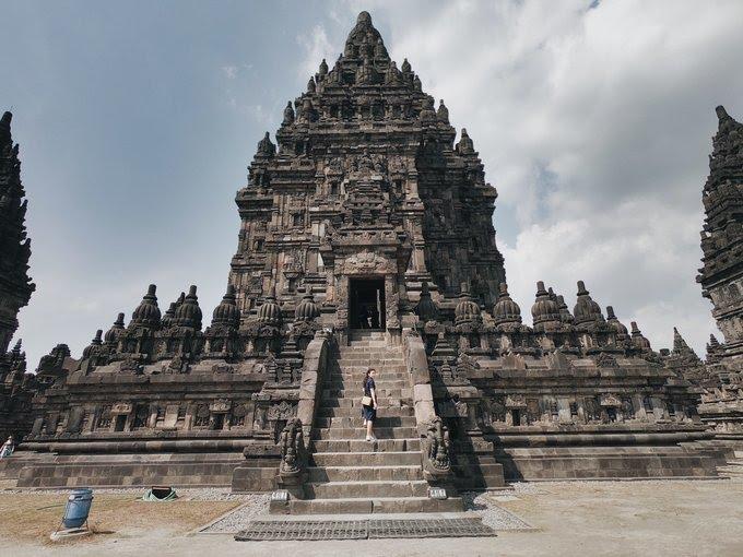 Klook in Candi Prambanan Yogyakarta - Tempat Wisata di Jogja