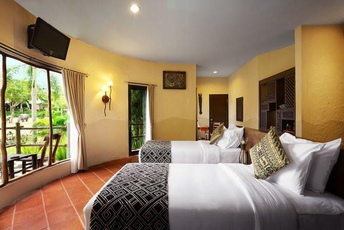 Mara River Safari Lodge Hotel Bali - Room 1