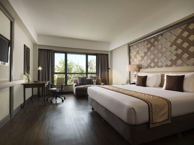 Melia Purosani Hotel Jogja - DELUXE ROOM KING BED