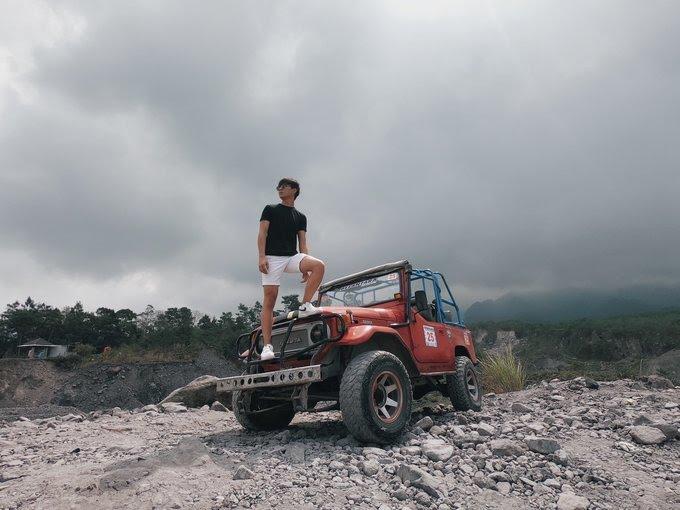 Kaliadem Merapi Jeep Tour