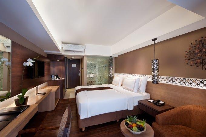 Hotel di Bali - Ramada by Wyndham Sunset Road Kuta Bali - Deluxe Room