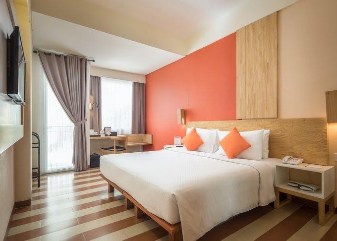Hotel di Bali - The ONE Legian - Deluxe Room