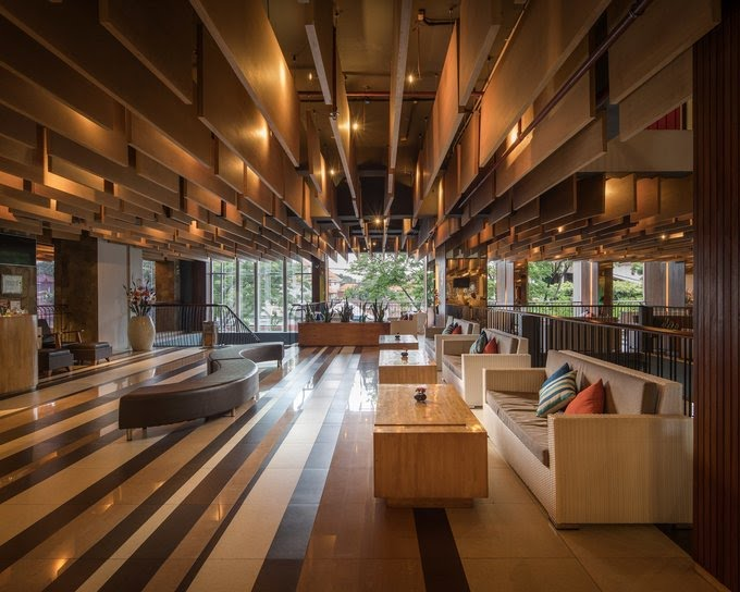Hotel di Bali - The ONE Legian - Lobby