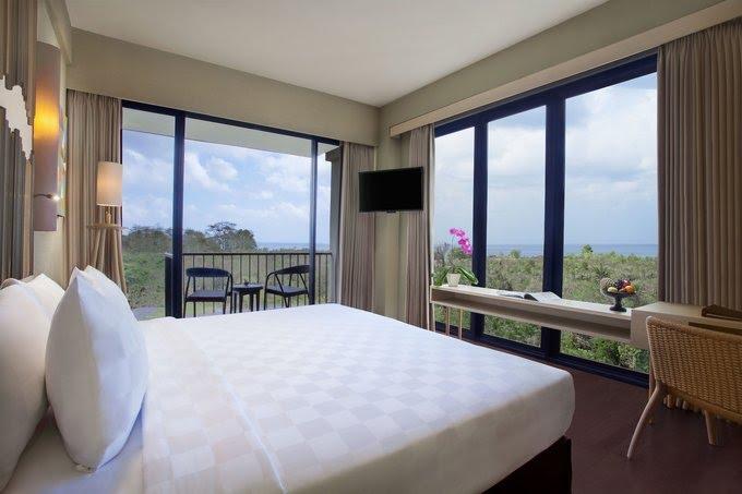Wyndham Dreamland Resort Bali - Deluxe Room With Ocean View
