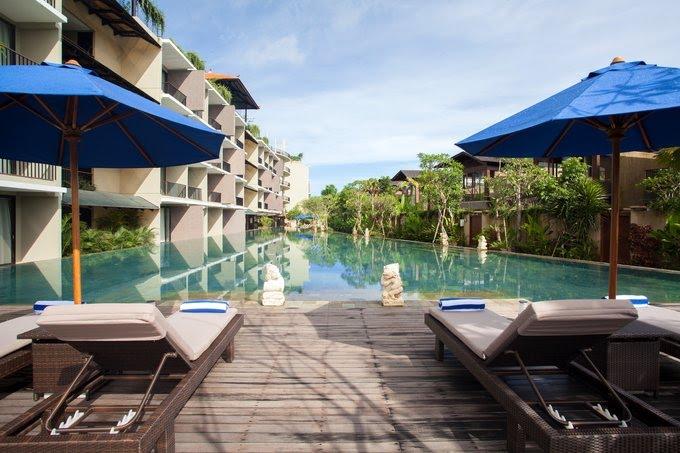 Wyndham Dreamland Resort Bali - Swimming Pool