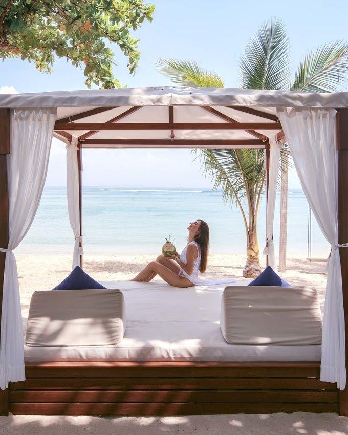 Private Beach Melia Bali, Hotel Bintang 5 di Bali untuk Honeymoon