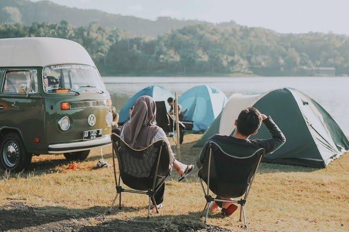 Camping Waduk Sermo Jogja 1