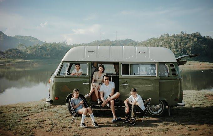 Camping Waduk Sermo Jogja 2