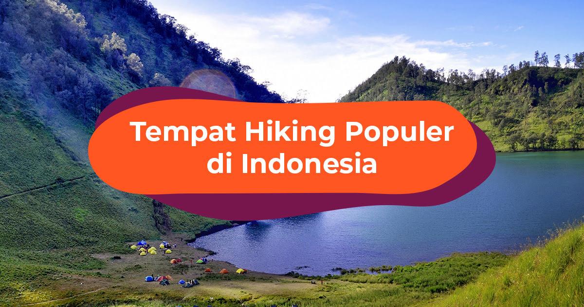 Blog Cover ID - Tempat Hiking Populer